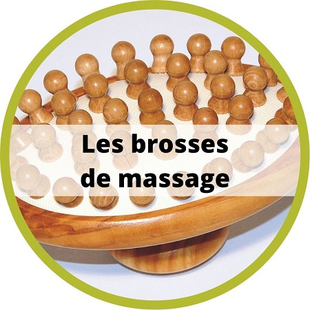 Brosses de massage bio